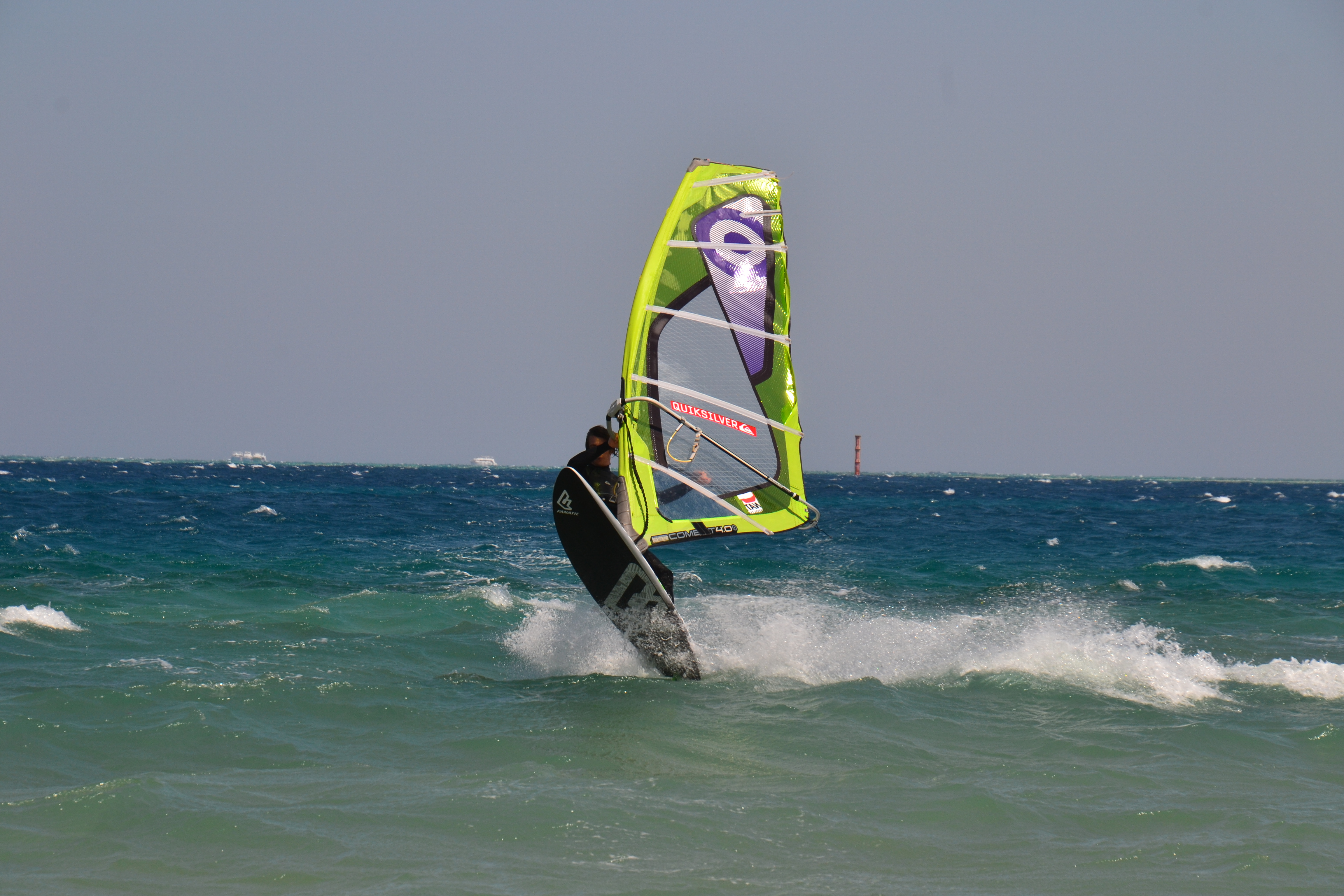 VDWS Windsurf Instructor for Safaga / Soma Bay starting from