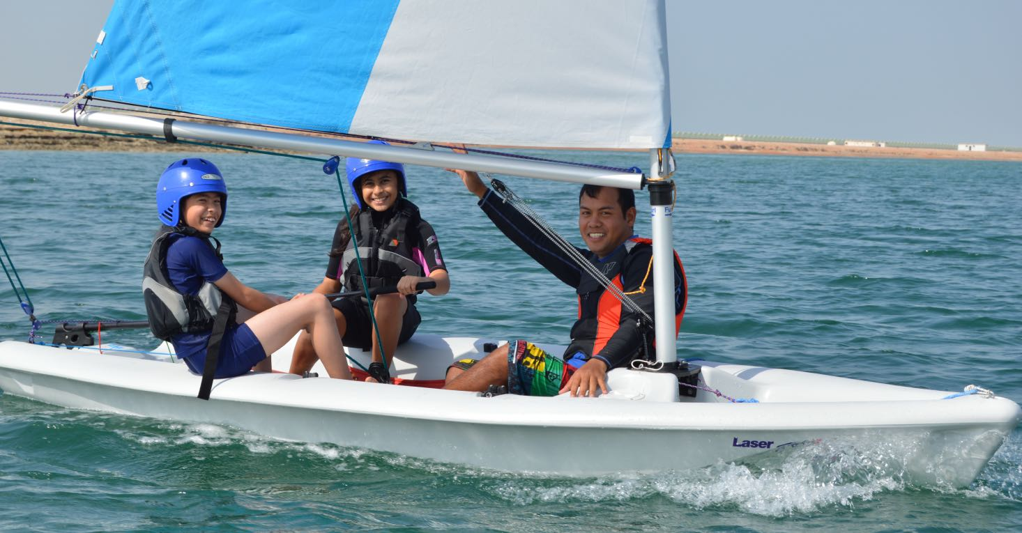 chief sailing instructor
