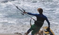 Kitesurf  and SUP Instructors at ElementFish Watersportcamp