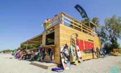 FREELANCE Kitesurf Instructor at Air-Riders Kite Pro Center - Kremasti, Rhodes, Greece