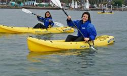 Looking for sailors, windsurfers and paddlers for summer work in the San Francisco Bay Area at Cal Adventures Youth Camp