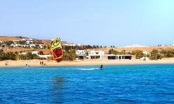 Hiring more kitesurf instructors for busy summer 2019  at Flisvos Kitecentre Naxos