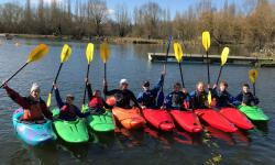Assistant Watersports Coaches (Kayaking and Sailing)  at Stanborough Park Water Sports Centre
