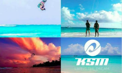 IKO kiteboarding instructor at KSM Kiteschool & Watersports