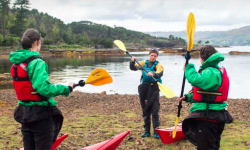 Seasonal Activity Instructor and Senior Activity Instructor at Torridon Outdoors
