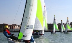 Lead Instructor at Southampton Water Activities Centre