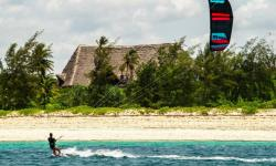 kitesurfing instructors at Tribe Watersports