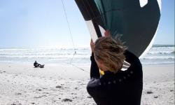 Suchen Kitelehrer, Praktikanten, Auszubildende (w/m) at KiteBoarding  Fehmarn