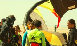 kitesurf instructors wanted at PURA VIDA MALLORCA SURF