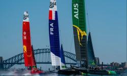 Youth Marketing & Communications Coordinator at SailGP