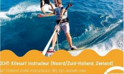 Kitesurf Instructor at Kitesurf Holland