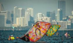Kitesurfing Instructors at Adventure Sports Miami