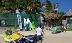 Russians/English speaking kitesurf instructors at Source Kiteboarding