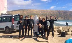 Seasonal employees surf company at MINT SURF COMPANY