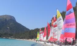Sailing or Windsurfing Instructor  at Mallorca Sail & Surf