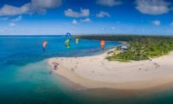 Unique opportunity to own small kite school.  at Matafonua Lodge and Sandy Beach Resort