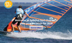 Windsurf instructor wanted at Spin Out