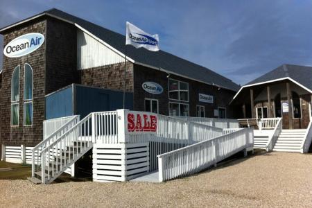 Ocean Air Sports shopfront