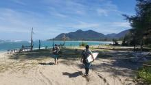 Instructor/Allround Host Kitecamp Aceh, Indonesia at Seabreeze Kite Club
