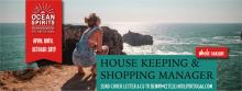 HOUSE KEEPING AND SHOPPING MANAGER at Kiteschool portugal