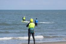 Instructors wanted for low and high season on the windiest spot in Holland at Kitesurfschool Zeeland