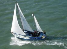 RYA SAILING INSTRUCTOR at Sail Boat Project
