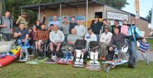 Our first intl. sit-kite-camp for paraplegics and amputees