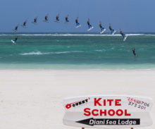 IKO kite instructor for the upcoming summer season! at Quest Kiteboarding