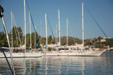 Experienced Dinghy, Powerboat & Windsurf Instructors at Seafarer Sailing Holidays