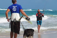 Looking for a kite & windsurf instructor  at Surf Zone