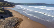 looking for qualified surf coaches, 2018 season at Woolacombe Surf Centre