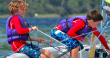 Centre Senior - RYA Senior Dinghy Instructor at Rockley Watersports