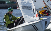 Sailing Instructor at Dartmouth College