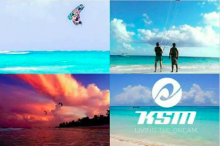 IKO kiteboarding instructor at KSM Kiteschool & Watersports