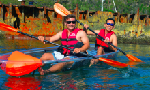Assistant Tanga watersports Manager at Tangalooma Water Sports