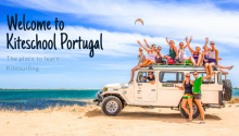 KITESURF- AND SUP INSTRUCTOR - Full time at Ocean Spirits Lodge / Kiteschool Portugal