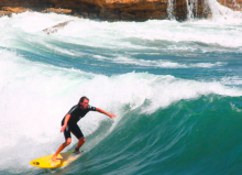 Surf instructor is needed at Surf Club Keros