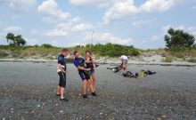 Kite instructors for this Fall and Next season at New England Kite School