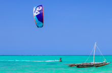 FEMALE kite instructor to complete our team at Zanzibar Kite Paradise