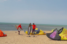Multilingual Kite Boarding Instructors needed at GUAJIRA KITE SCHOOL