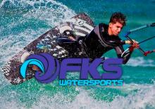 Short and long term kitesurf staff at FKS Watersports