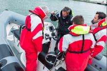 Lead Powerboat Instructor  at Ocean Sports Tuition