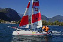2019 in ITALY on LAKE GARDA with SEGNANA WATERSPORTS at Segnana Watersports