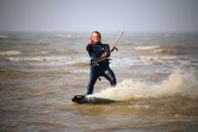 Kitelehrer/in at Kitesurf-Training