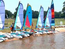 Sailing Department Head at Ultimate Watersports